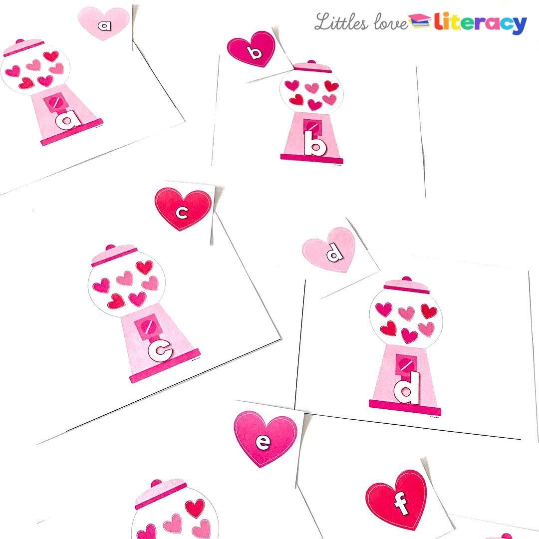 Celebrate Valentine S Day With A Free Activity For Kids