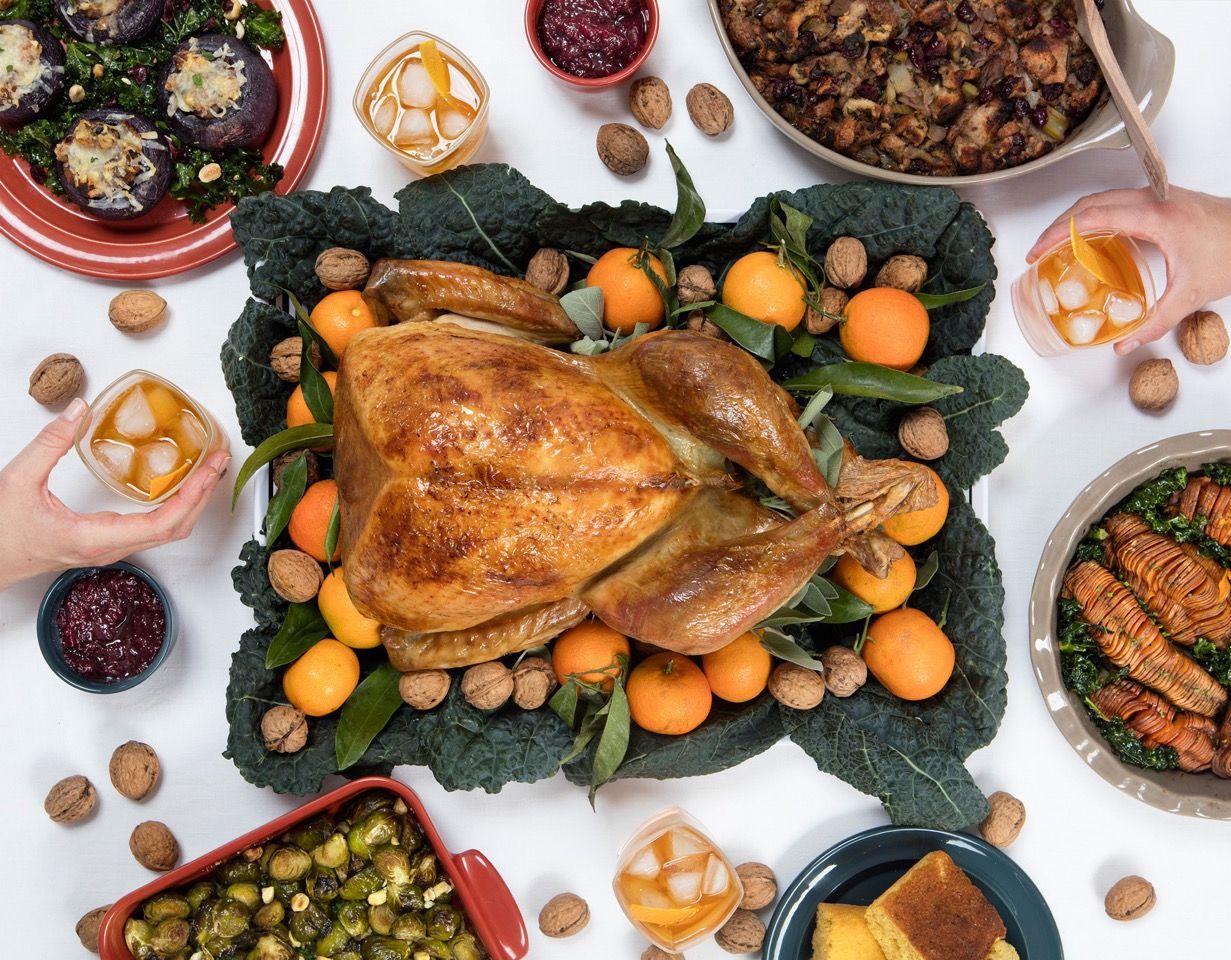 Thanksgiving, le ricette di Laurel Evans (un\'americana in cucina ...