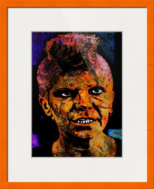 Williams CANVAS Wendy O Art Print Poster
