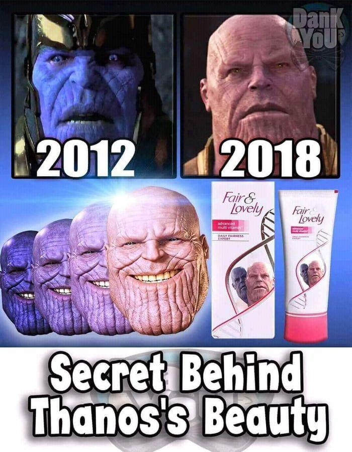 Best Funny Jokes Reason for Thanos beauty.. Reason for Thanos beauty.. 2