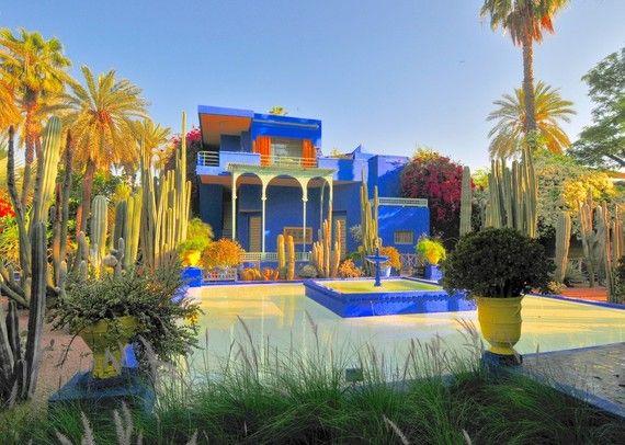 Jardin Majorelle Focus On Marrakech Pinterest Marrakech