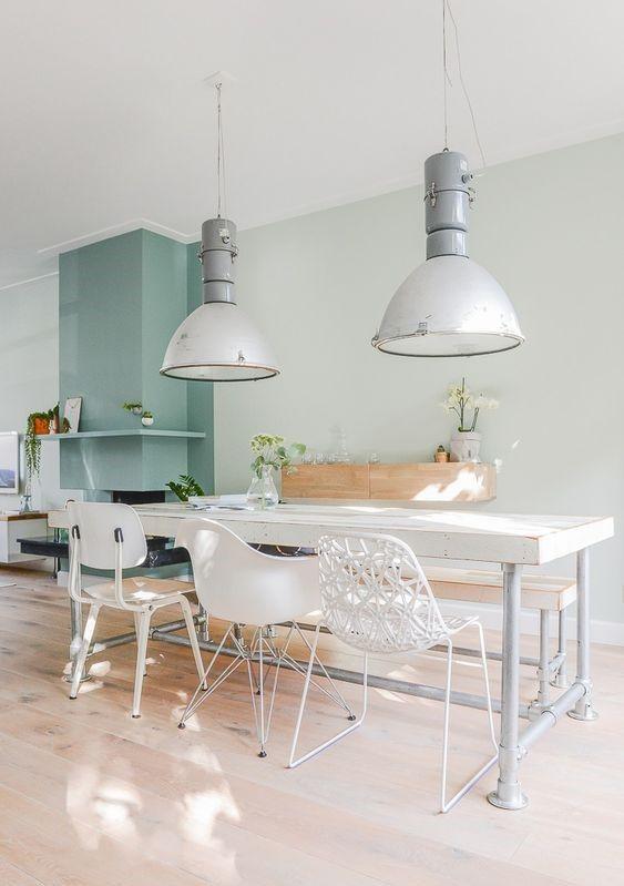 Color temporada menta hogar decoraci n de unas for Diseno decoracion espacios