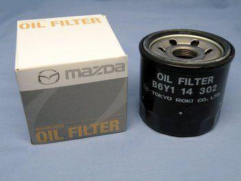 OIL FILTER B6Y1-14-302A