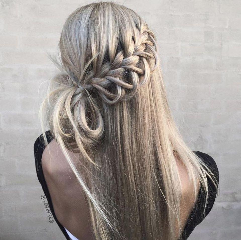 Von romantisch bis rockig: Tolle Flechtfrisuren für lange Haare in