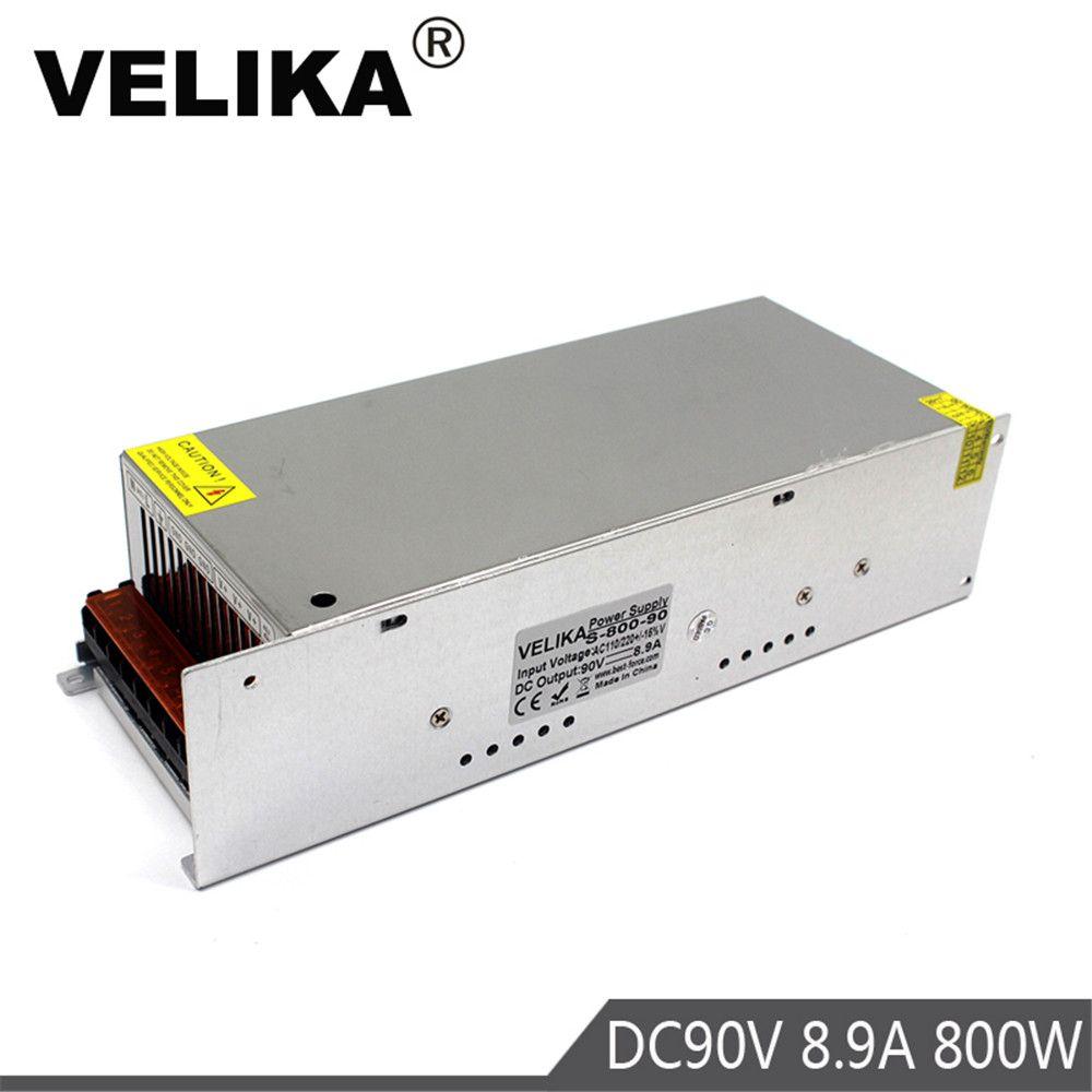 Switching power supply 90v 8.9A 800w AC-DC Converter led driver 220V ...