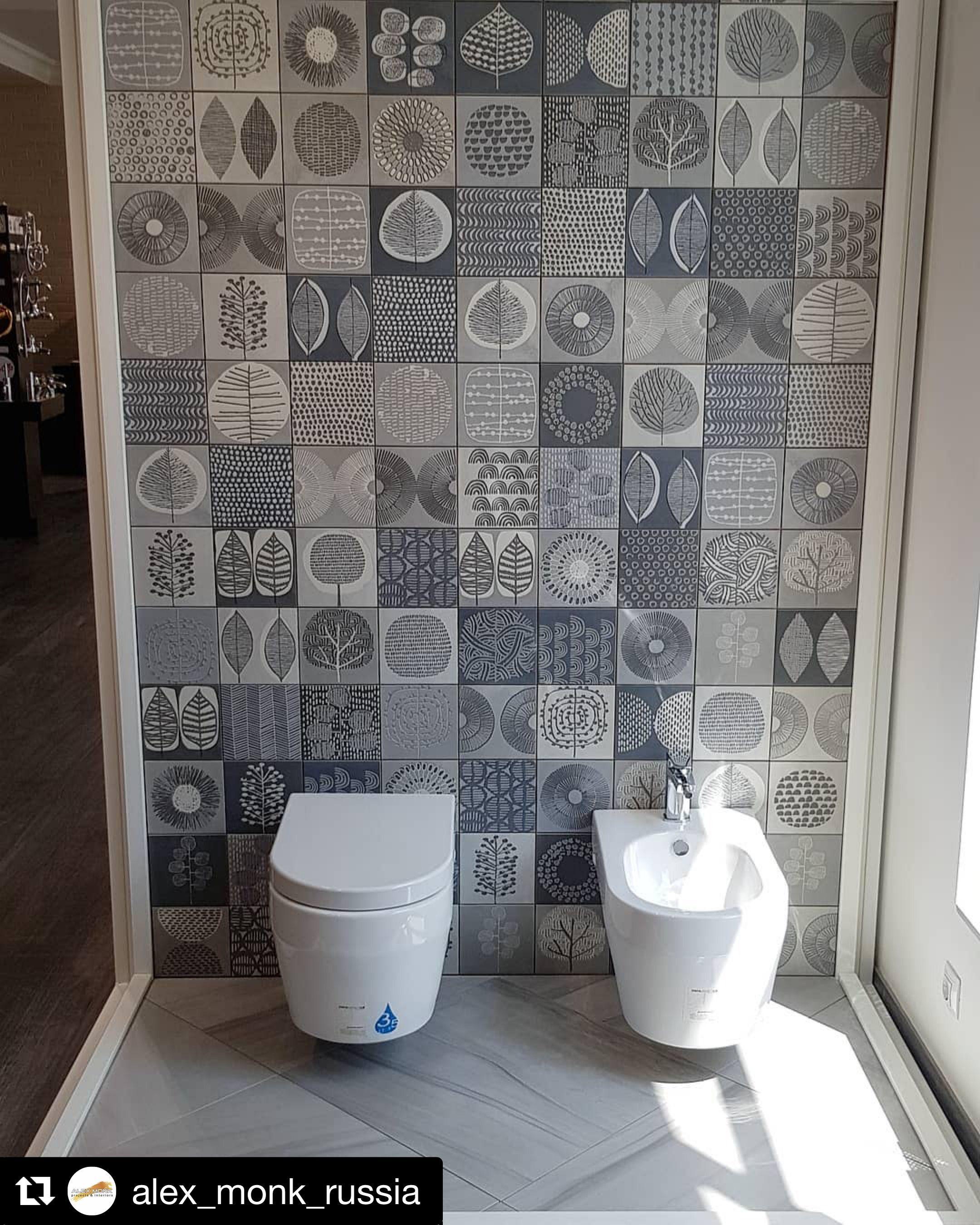 Serie Nairobi de Gayafores  Mediterranean bathroom design ideas