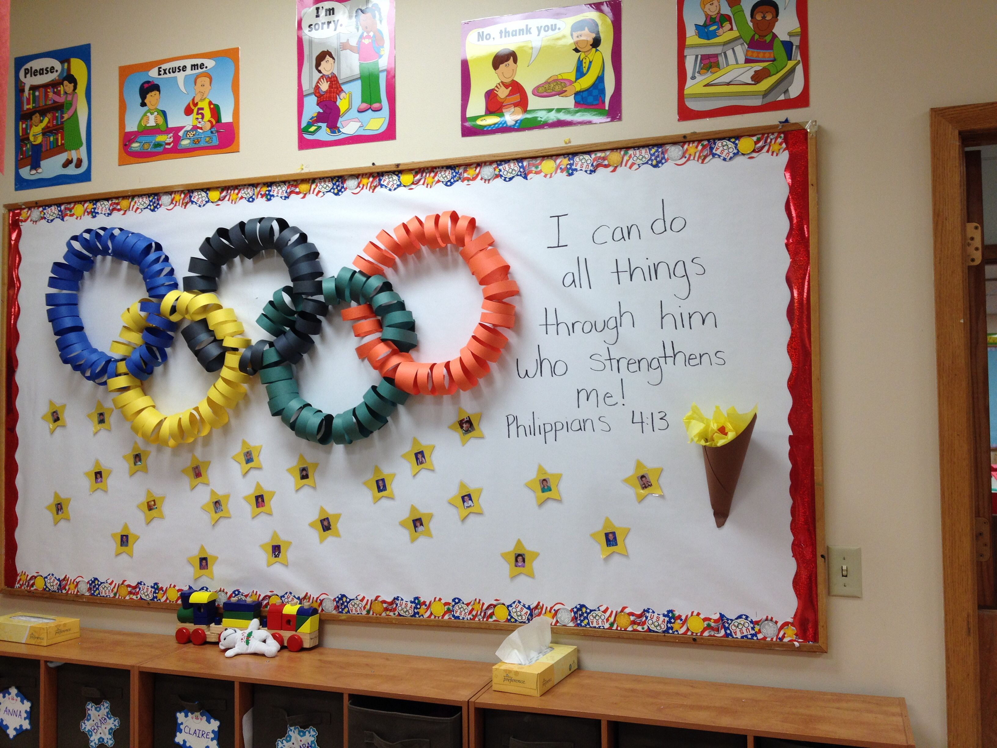 surprising Olympic Bulletin Board Ideas Part - 2: Olympic bulletin board