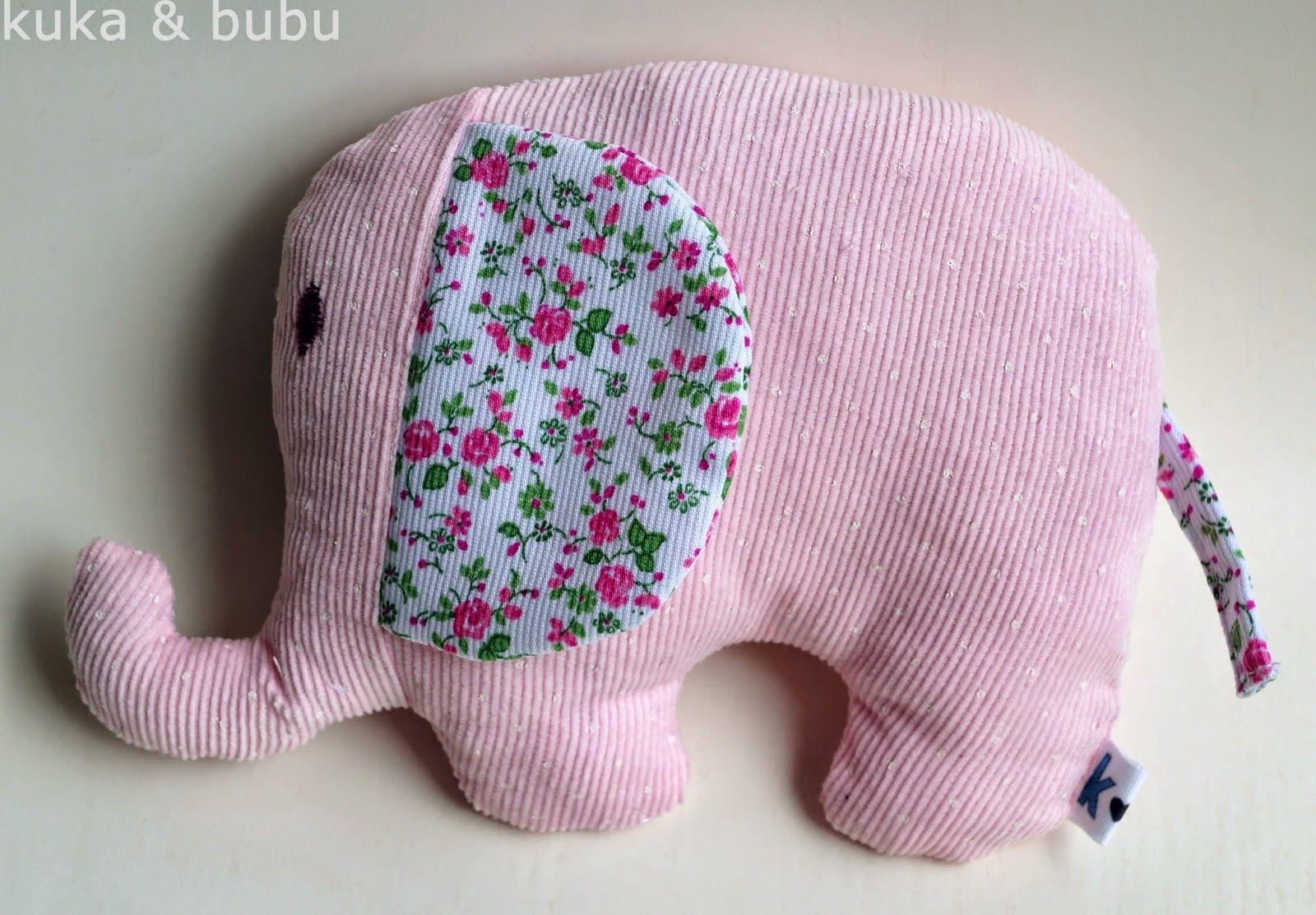 Elephant in pink – Elefante en rosa