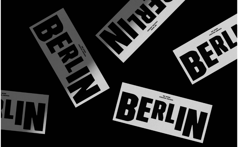 Wework Berlin On Behance