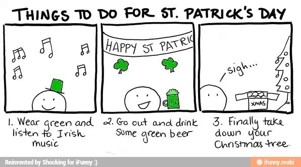 Pin By Tommy King On Funny Funny Saint Patricks Funny Memes I Love To Laugh