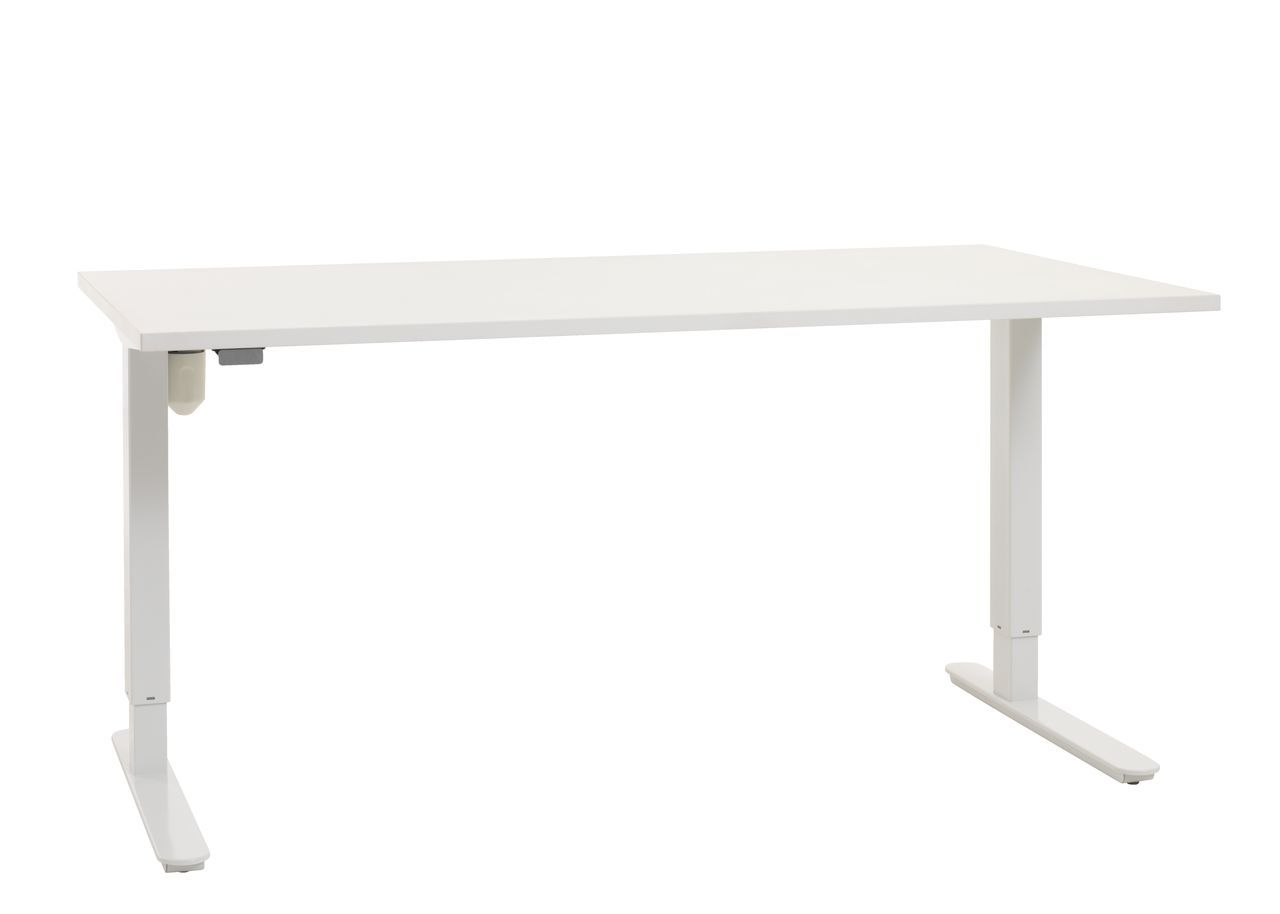 Íróasztal STAVANGER 80x160 fehér Stavanger, Íróasztal
