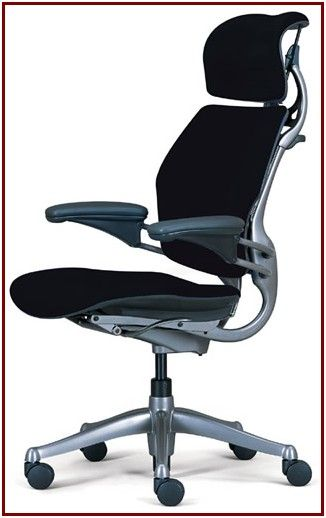 Incredibly Ergonomic Desk Chair Kneeling