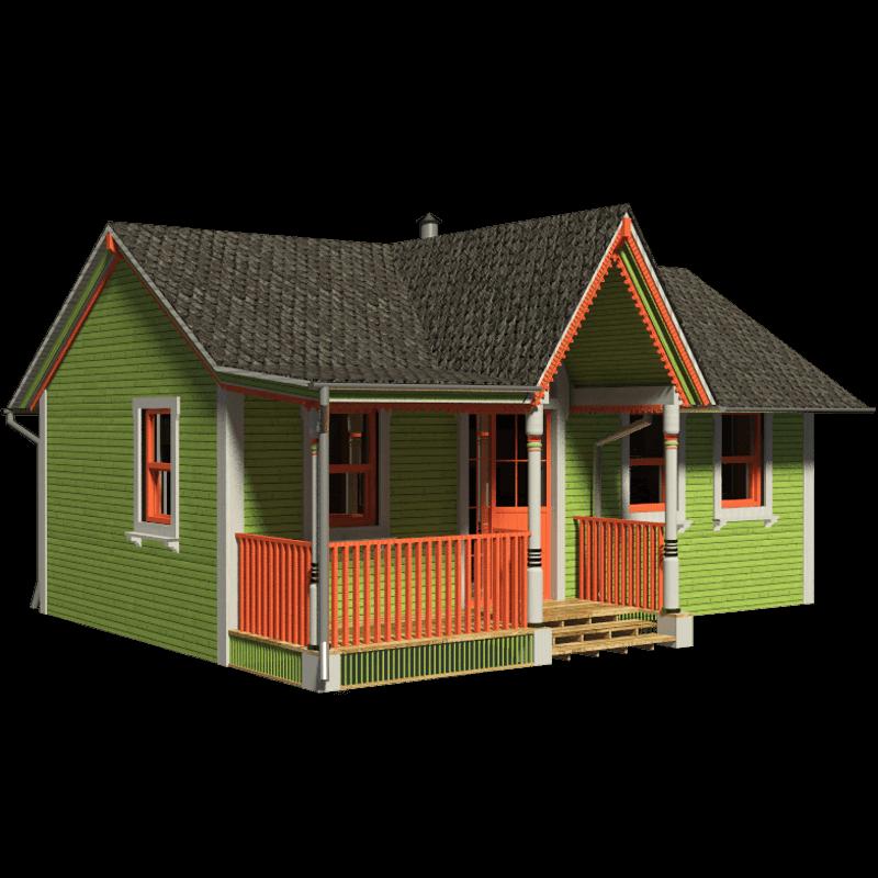 Wonderful House Floor Plans, Small Home Design Plans, Micro House Plans, Blueprints  And Building Design Plans