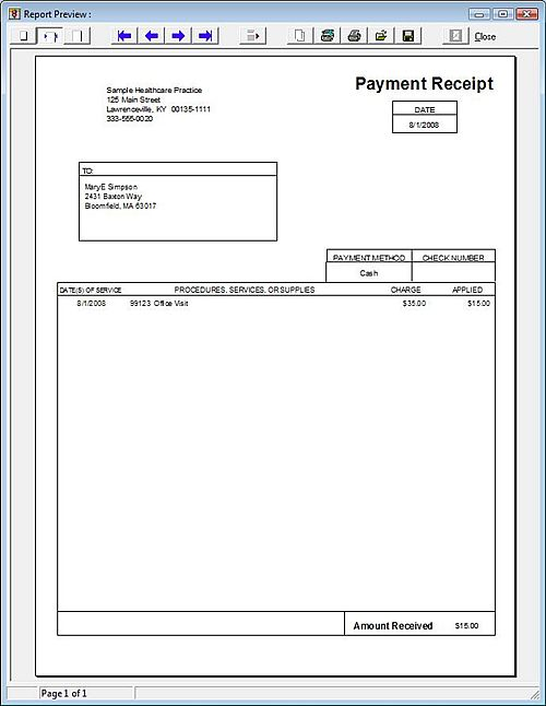 payment receipt form bing images for paymentyment template Home - free receipt form