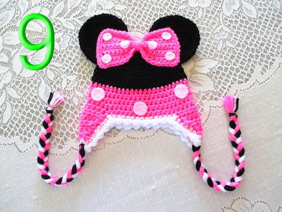20pcs Mickey Hat, Minnie Mouse Hat, Mouse Ears, Mickey Ears, Minnie ...