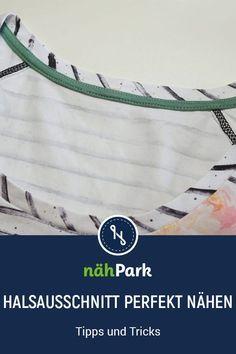 Instrucciones de costura gratuitas, imagen por imagen explicadas sobre el tema del escote …