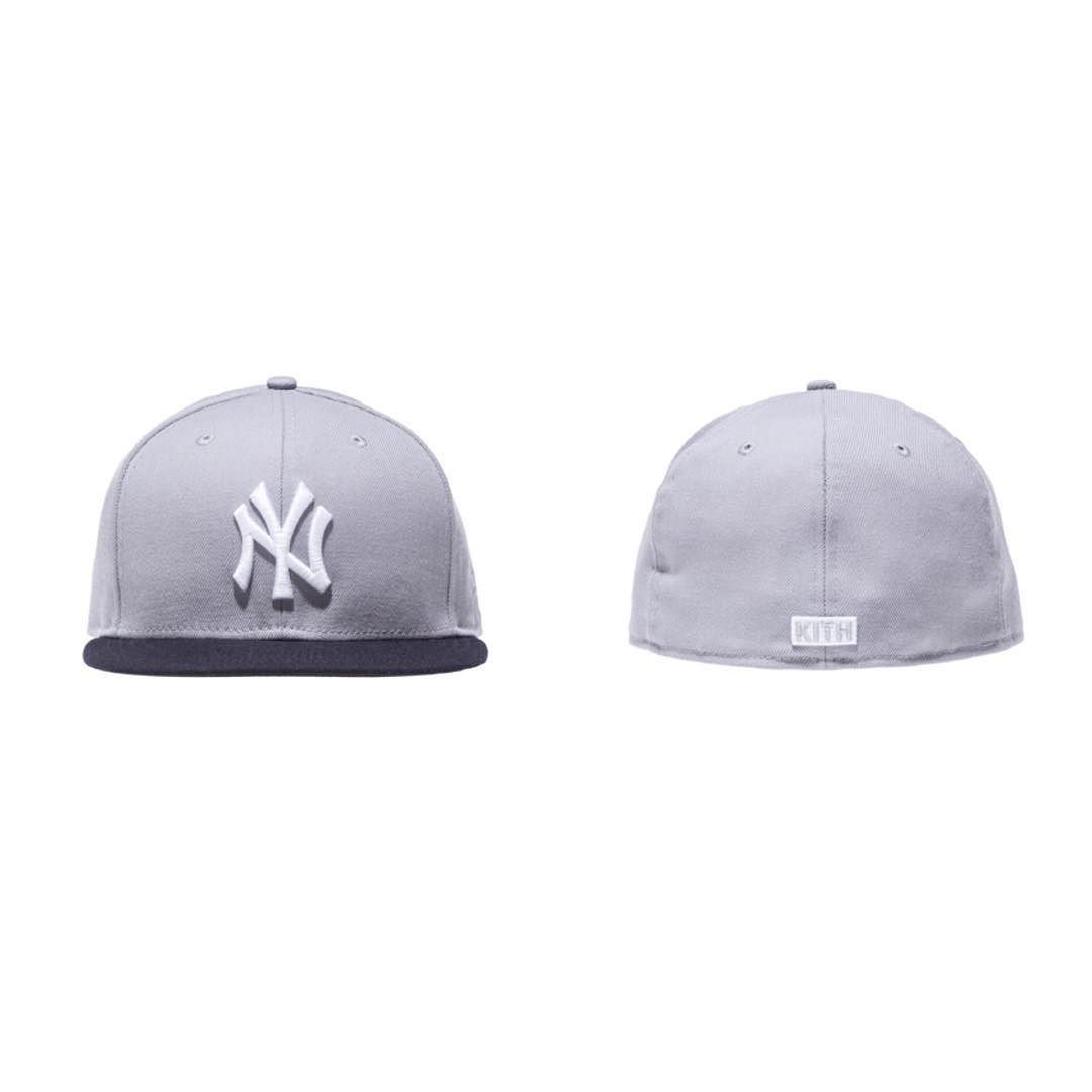 Kith On Instagram Kith X New Era X New York Yankees 59fifty Cap Available At Both Kith Shops And Kithnyc Com 59 50 Usd Kith New Era New York Yankees