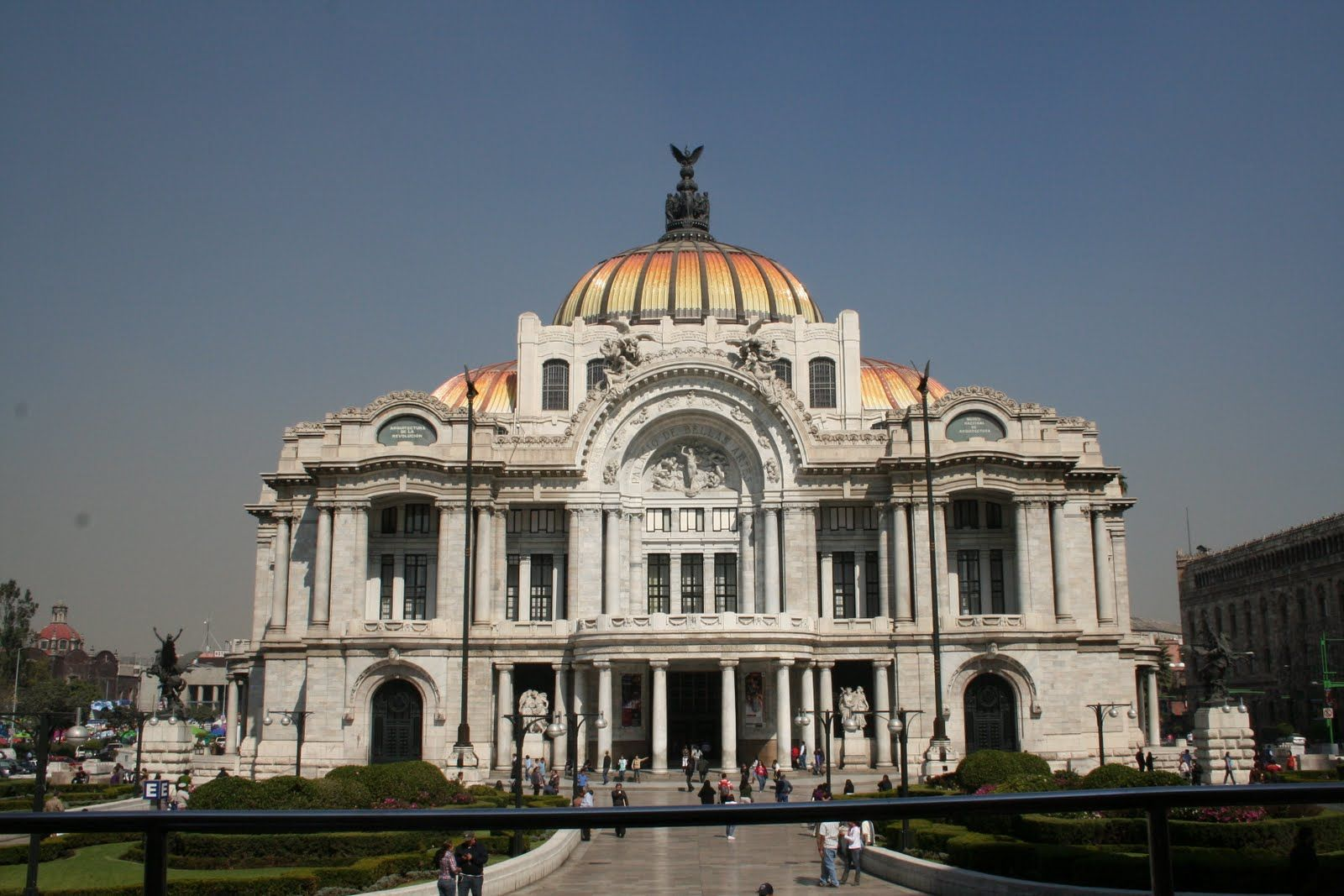 Famous Mexican Buildings