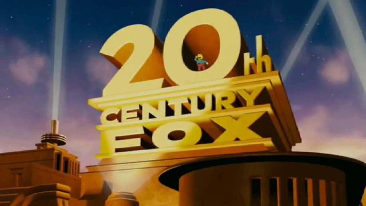 20th Century Fox Intro Ralph The Simpsons Movie 3 The Simpsons Movie The Simpsons 20th Century Fox
