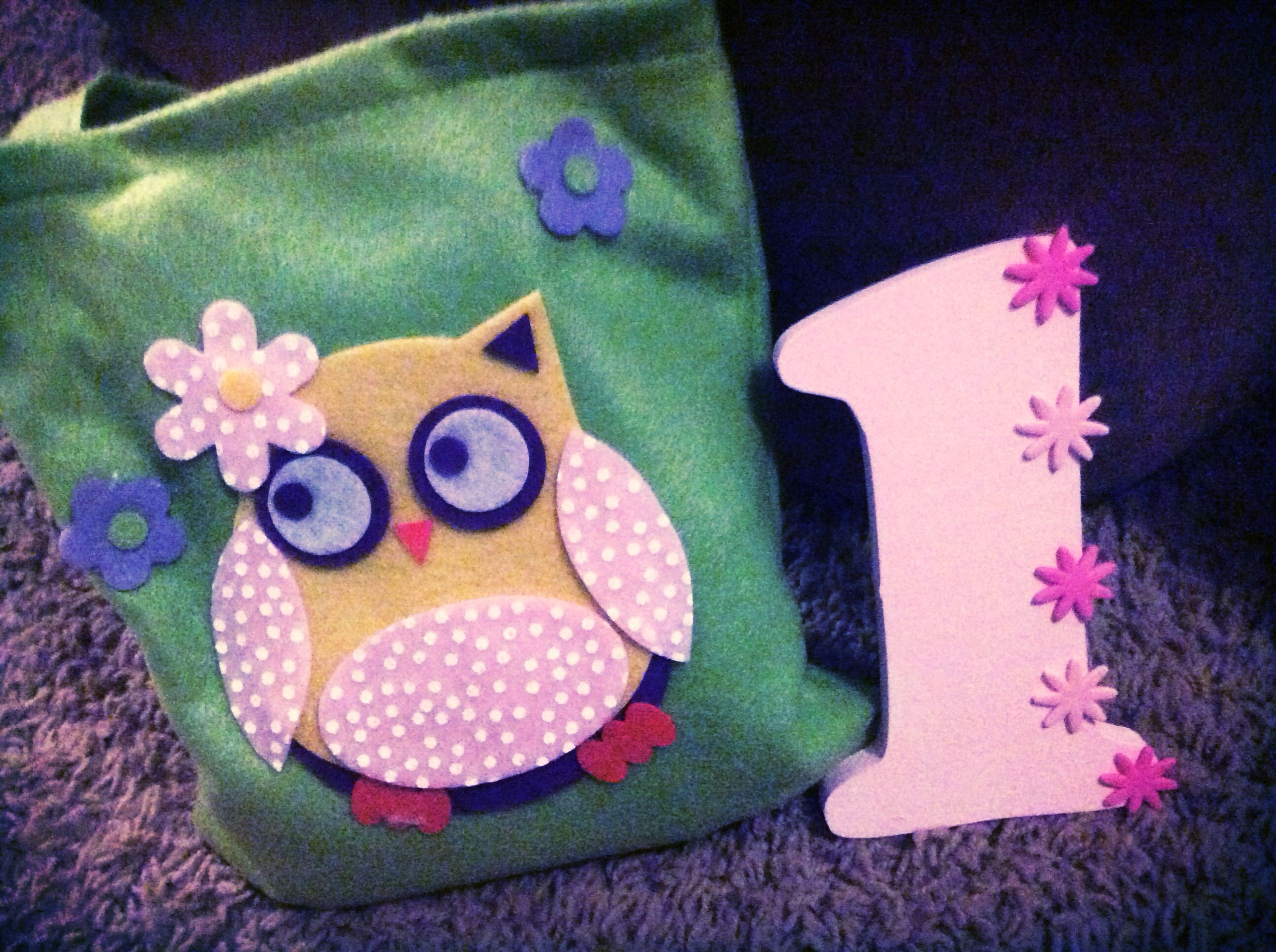 Diy Owl Bag Painted 1 Almost Have Everything Ready For