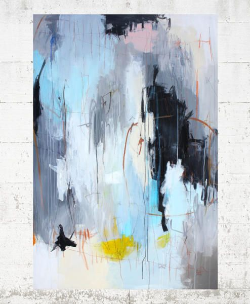 Kaffedate 120x90 Med Billeder Abstrakte Malerier Kunst Ideer Abstract Painting