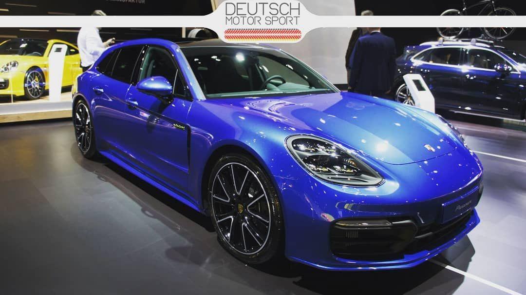 We looove the 2018 Porsche Panamera Sport Turismo 😍 Do you