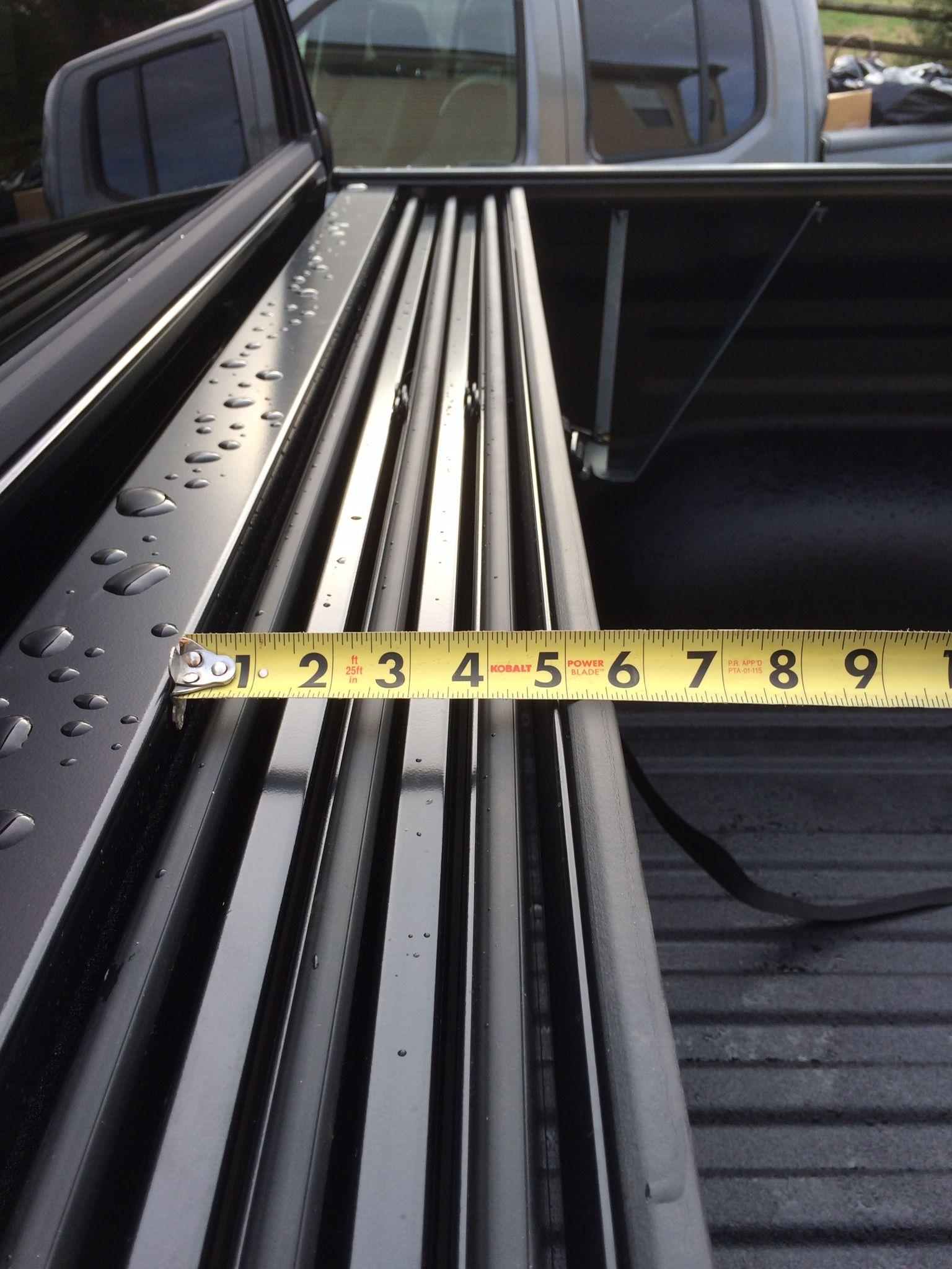 Peragon Photos Of The Peragon Retractable Truck Bed