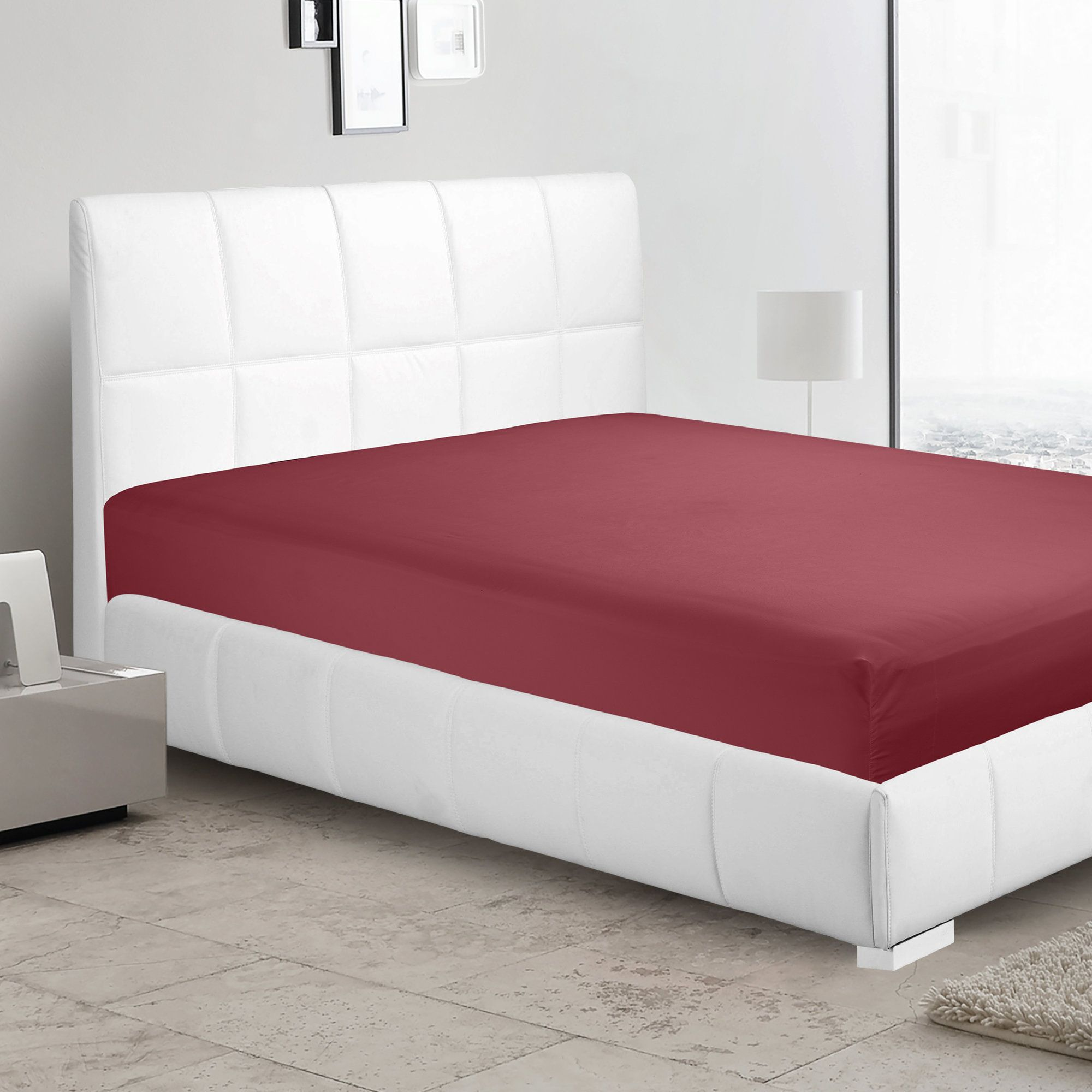 Kershaw Fitted Sheet King bed frame, King size bed frame