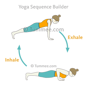 pin on stretching yoga poses