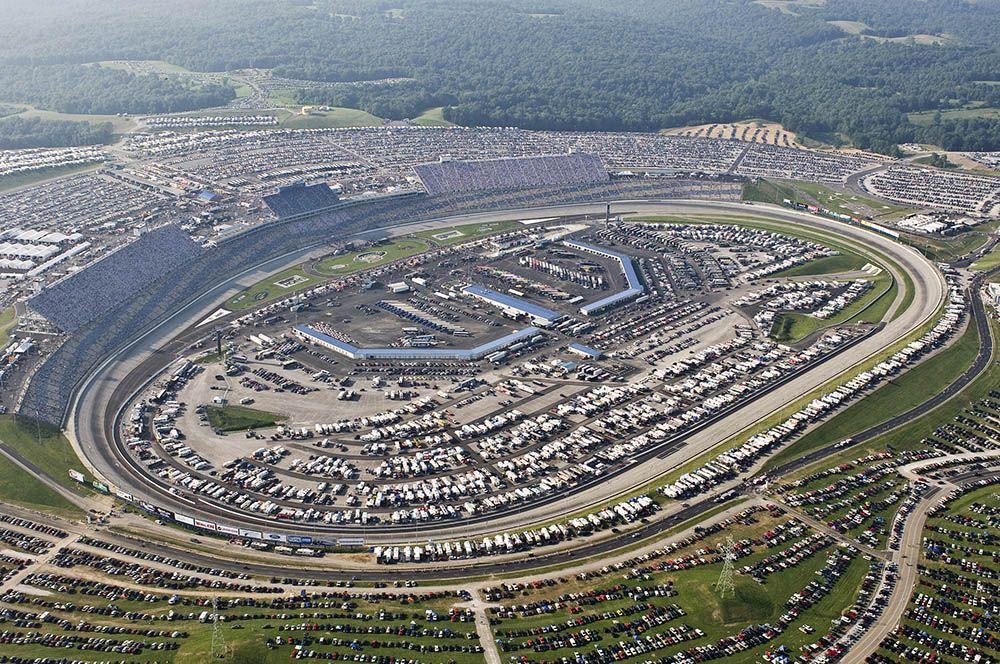 Kentucky Speedway Sparta Ky Races And Racetracks Nascar