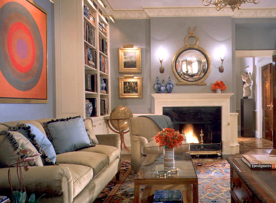 colour & contrast   Contemporary lighting living room ...