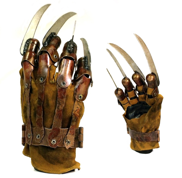 Nightmare On Elm Street Freddy Krueger Glove You need more exposure, watchers and views? pinterest