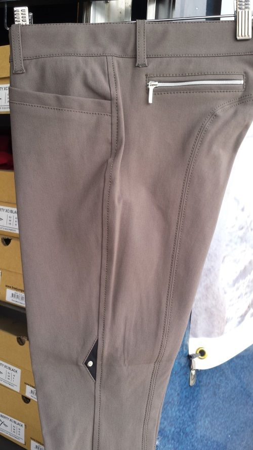 Equiline Ash Breeches with X-Grip Ladies | TackNRider
