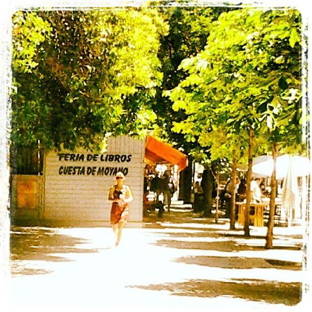 Feria de Libros de la Cuesta de Moyano (Madrid)