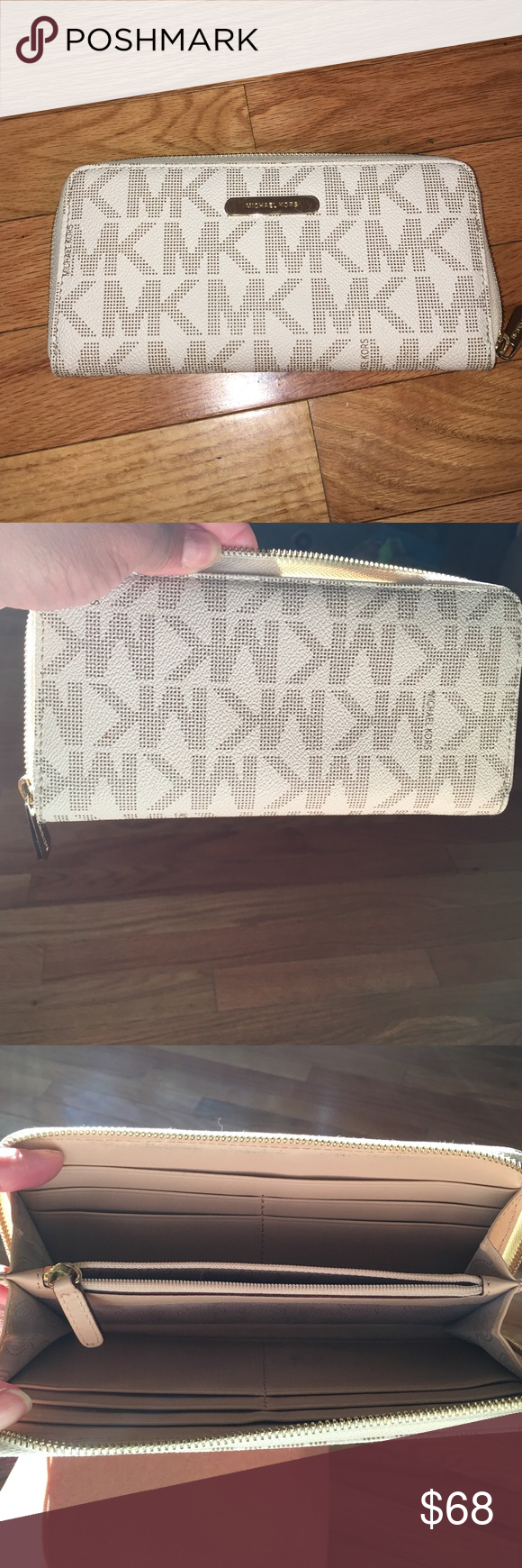 Wallet Wallet in excellent condition Michael Kors Other