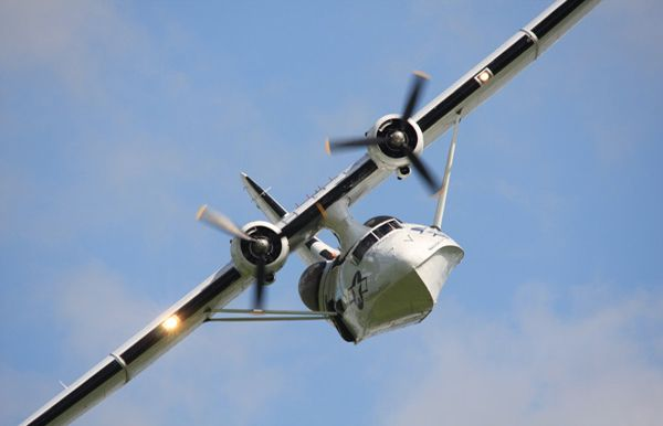 Plane Sailing Consolidated Pby 5 Catalina G Pbya Formerly C Fnjf