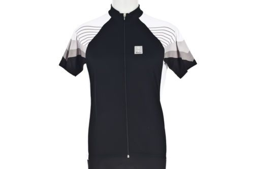 31e7373b5 SMS Santini LARGE Cycling Jersey Road Mountain Cyclocross Black ...
