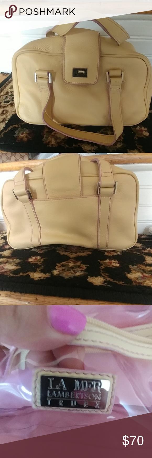 La Mer Lambertson Truex Make up/Travel Bag Bags, Travel bags
