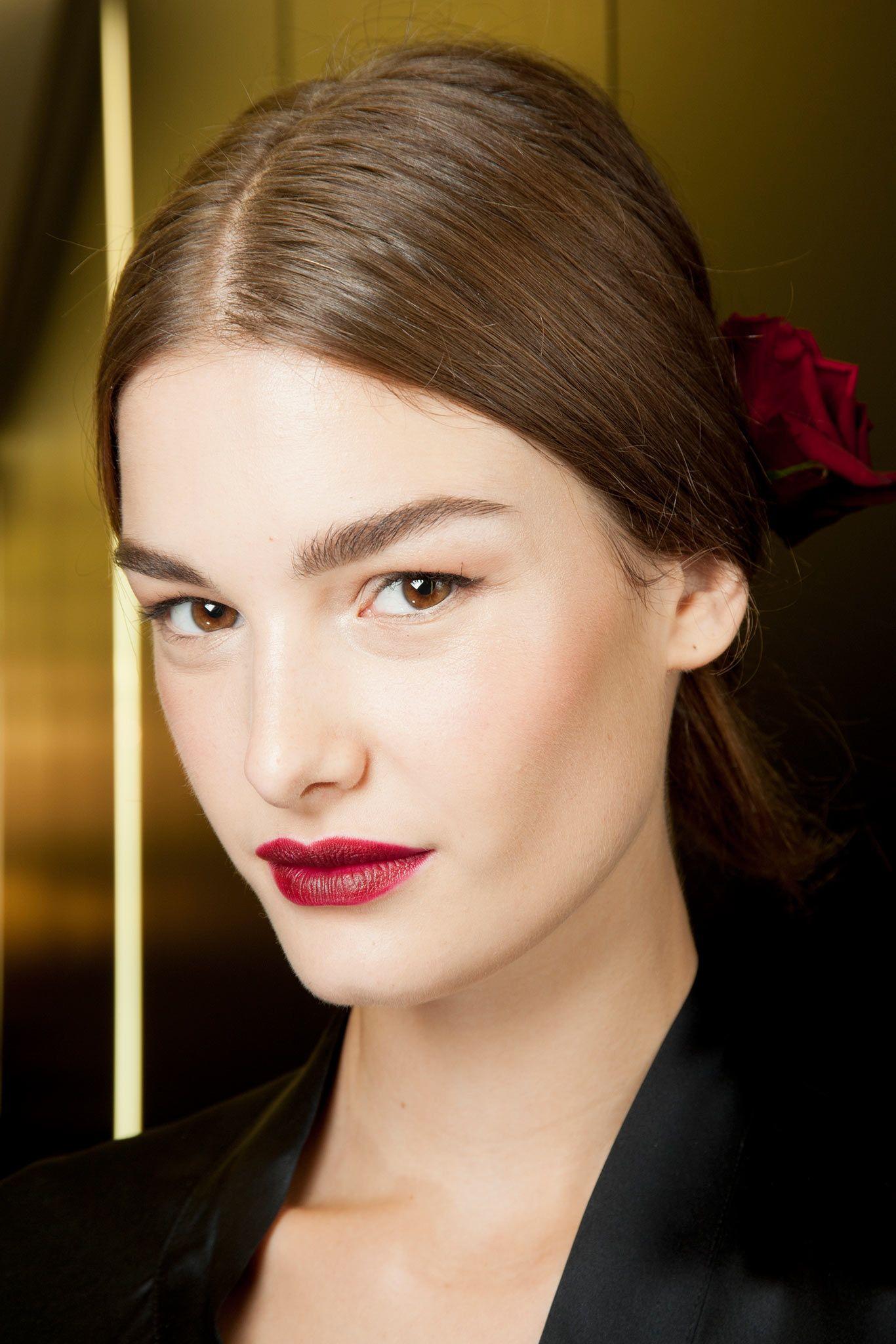 Dolce & Gabbana Spring 2015 ReadytoWear Beauty