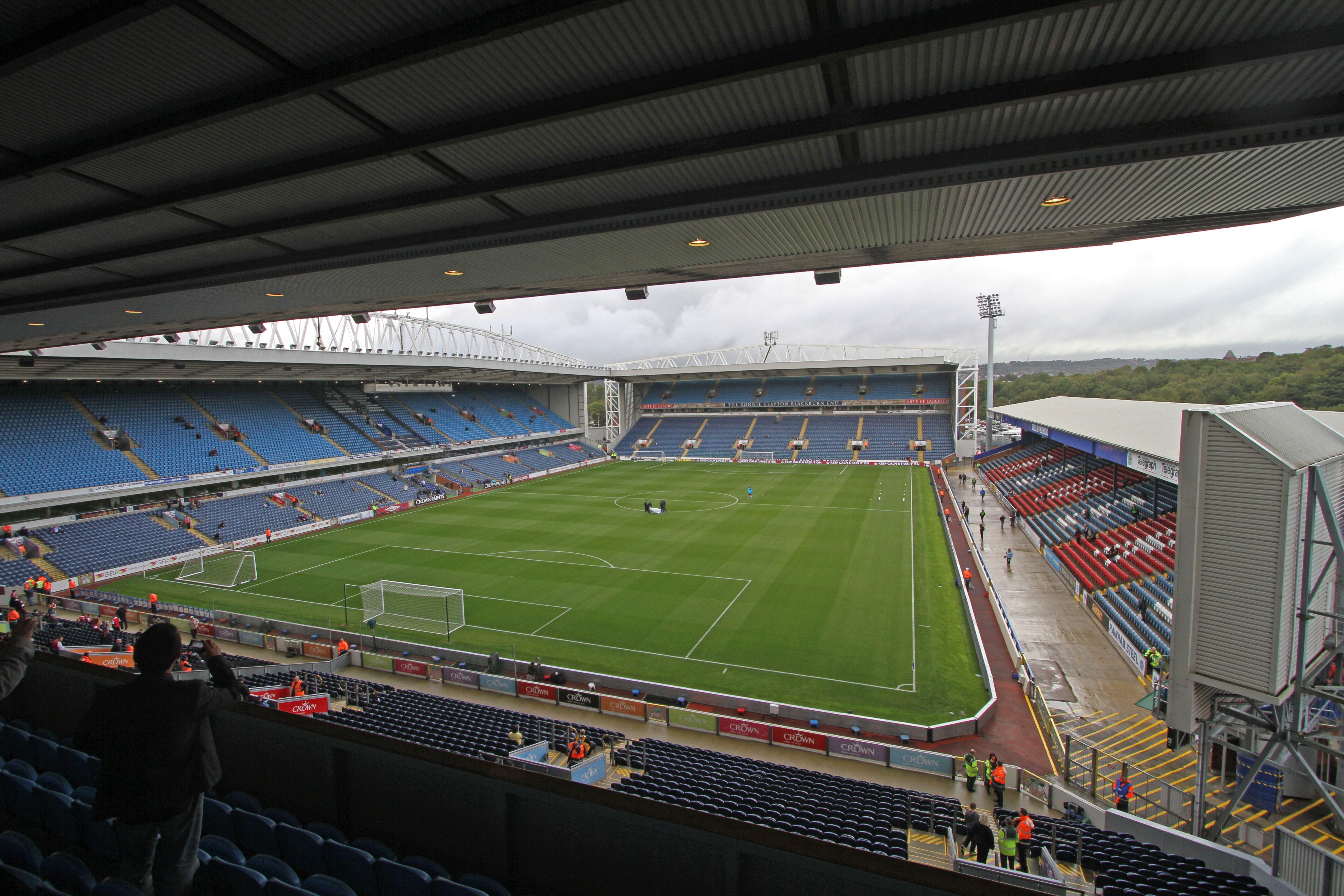 Pin By 10 Eresiak On Football Grounds I Ve Visited English Football Stadiums Blackburn Rovers Blackburn