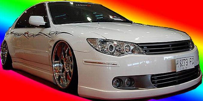 5 Konsep Modifikasi Honda Accord Cielo Beserta Foto nya