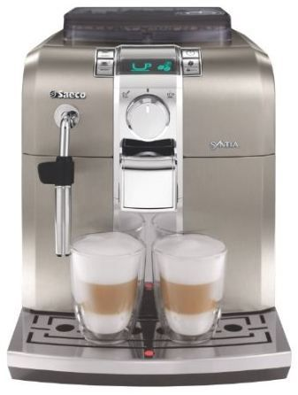 Philips Saeco Syntia Review Espresso Machines Automatic