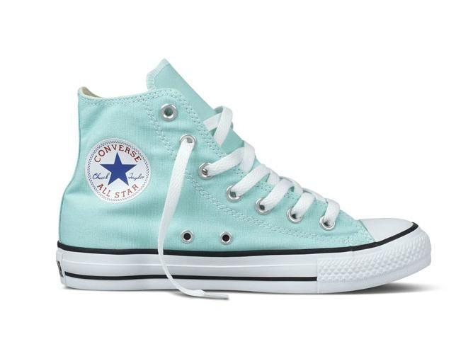 zniżka hurtownia online wiele modnych botines-converse-verde-menta | SHOES | Sneakers fashion ...