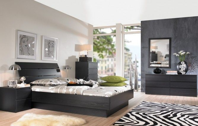 NAIA 3pc Bedroom Package JYSK $469.99 | For the Home | Pinterest