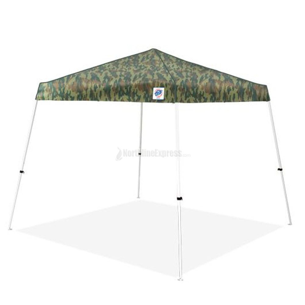 Ez Up Vista 10 Shelter Camo Canopy Vista Outdoor Shelters