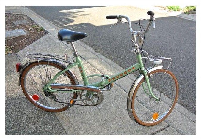peugeot folding bike | bicycles - folding | pinterest | peugeot bike