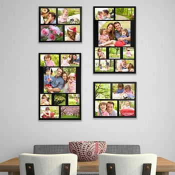 4 Pc Wall Collage Frame Set Wall Collage Frame Wall Collage Collage Frames