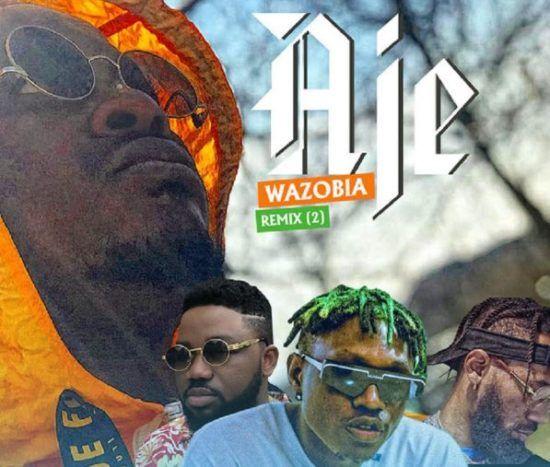 Jaywon Aje Wazobia Remix Part 2 Ft Phyno Zlatan Magnito