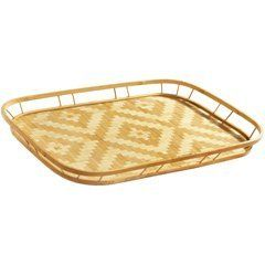 Feeding A Crowd Trays For Eating On Your Lap Bamboo Decor Lap