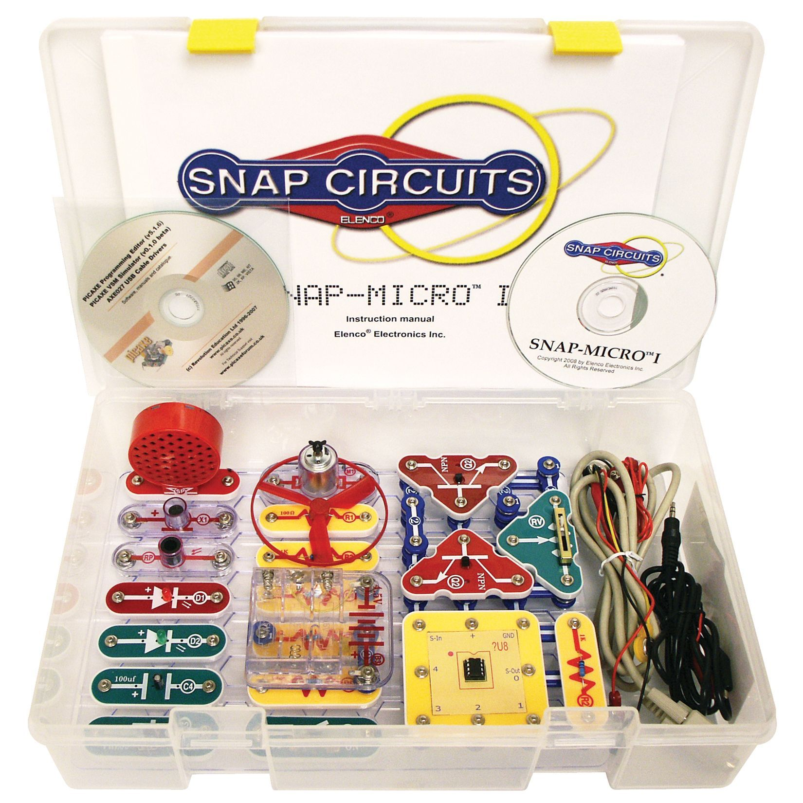 Green Toys Elenco Snap Circuits Micro I Standard Electronics Kit Electronic Circuit Kits Buy Online Overstockcom Shopping Bedding Furniture Jewelry Clothing More